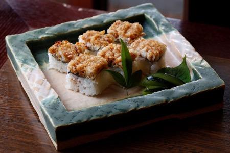 鱧(はも)の棒寿司