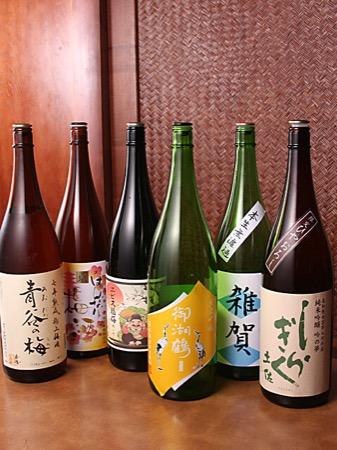 全国お取り寄せの日本酒や梅酒